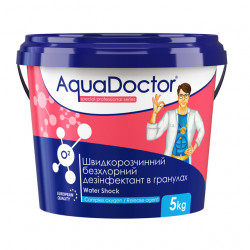 AquaDoctor Water shock O2 активный кислород